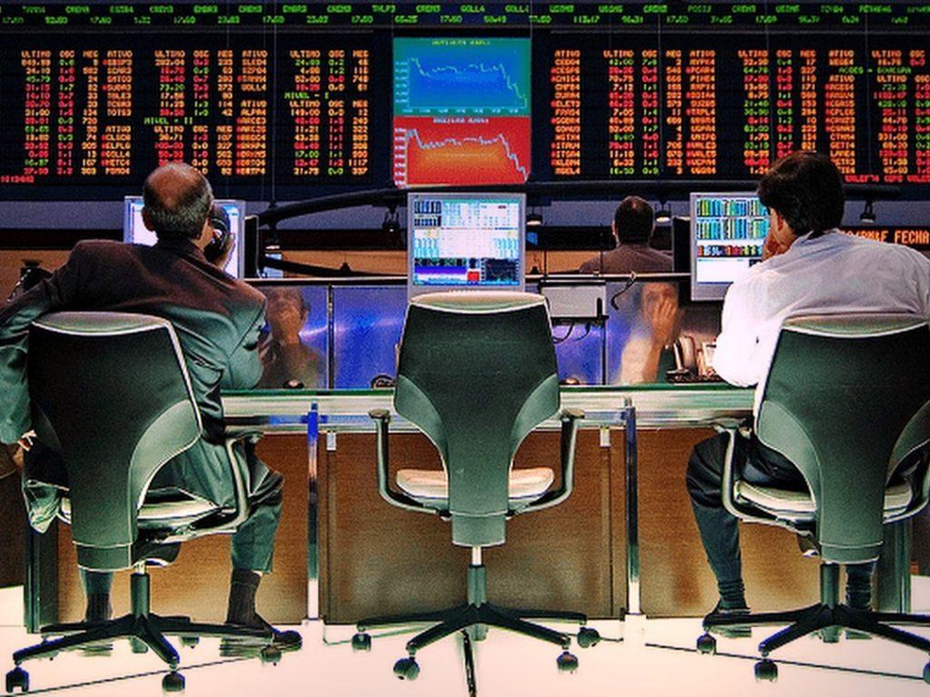 Работа бирж