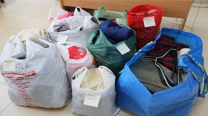 Куда сдать одежду и вещи за деньги?