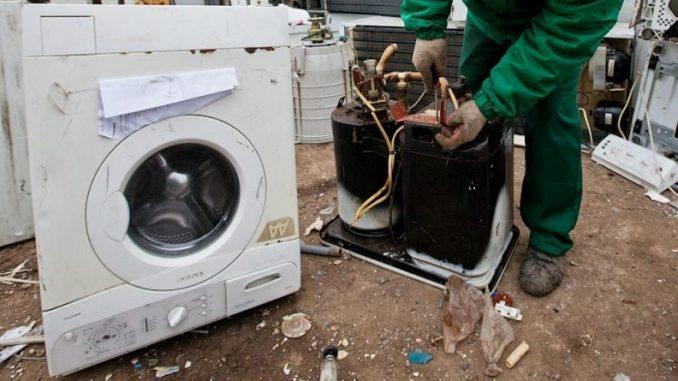 Куда можно сдать стиральную машину за деньги?